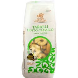 Taralli with Olive Oil | Buy Online | Italian Biscuits | Food | UK | Europe